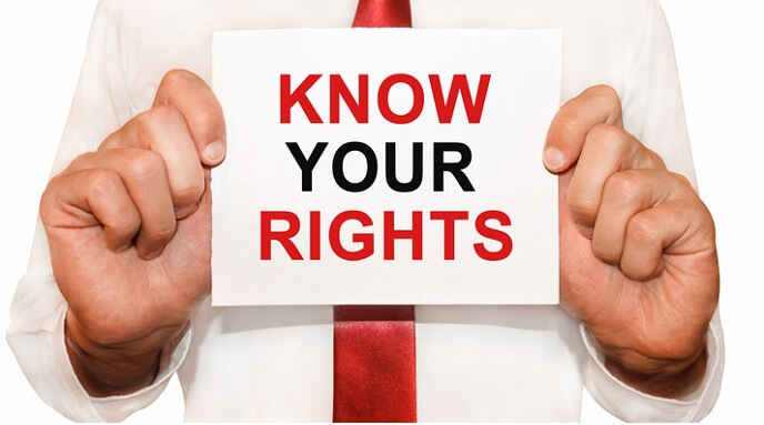 What are my internship rights?