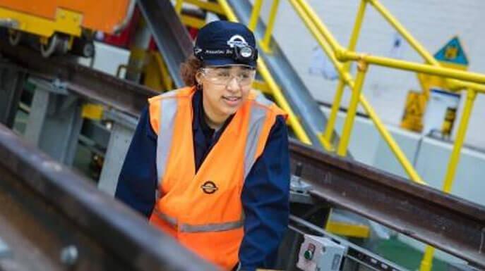 Apprenticeship Case Study: Jessica Ellis – Fleet Apprentice @ tfl